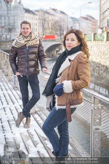 Spaziergang mit Julia Cencig - Wien - Fr 12.02.2021 - Julia CENCIG, Clemens TRISCHLER20