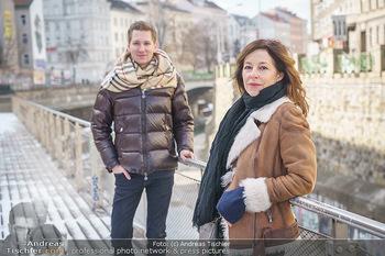 Spaziergang mit Julia Cencig - Wien - Fr 12.02.2021 - Julia CENCIG, Clemens TRISCHLER21