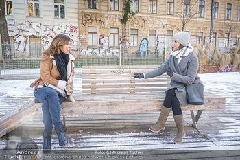 Spaziergang mit Julia Cencig - Wien - Fr 12.02.2021 - Julia CENCIG interviewt von Romina COLERUS22