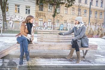 Spaziergang mit Julia Cencig - Wien - Fr 12.02.2021 - Julia CENCIG interviewt von Romina COLERUS23