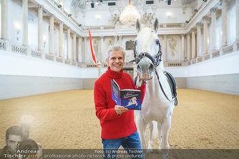 Thomas Brezina Buchpräsentation - Hofreitschule, Wien - Fr 12.02.2021 - Thomas BREZINA14