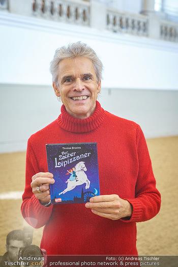 Thomas Brezina Buchpräsentation - Hofreitschule, Wien - Fr 12.02.2021 - Thomas BREZINA21