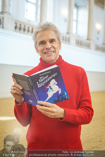 Thomas Brezina Buchpräsentation - Hofreitschule, Wien - Fr 12.02.2021 - Thomas BREZINA22