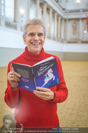 Thomas Brezina Buchpräsentation - Hofreitschule, Wien - Fr 12.02.2021 - Thomas BREZINA23