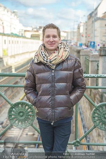 Sparziergang mit Clemens Trischler - Naschmarkt, Wien - Fr 12.02.2021 - Clemens TRISCHLER (Portrait)3