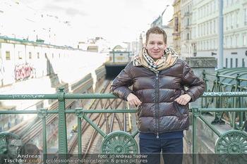 Sparziergang mit Clemens Trischler - Naschmarkt, Wien - Fr 12.02.2021 - Clemens TRISCHLER (Portrait)4