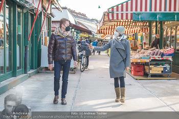 Sparziergang mit Clemens Trischler - Naschmarkt, Wien - Fr 12.02.2021 - Clemens TRISCHLER interviewt von Romina COLERUS9