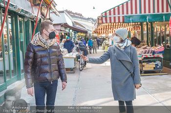 Sparziergang mit Clemens Trischler - Naschmarkt, Wien - Fr 12.02.2021 - Clemens TRISCHLER interviewt von Romina COLERUS10