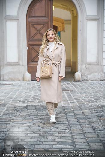Spaziergang mit Chiara Pisati - Altstadt, Wien - Di 23.02.2021 - Chiara PISATI2