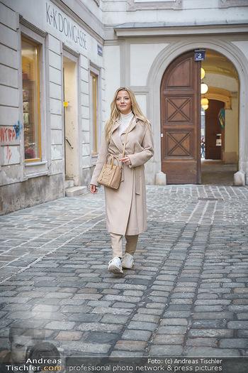 Spaziergang mit Chiara Pisati - Altstadt, Wien - Di 23.02.2021 - Chiara PISATI4
