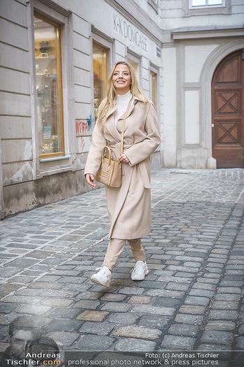 Spaziergang mit Chiara Pisati - Altstadt, Wien - Di 23.02.2021 - Chiara PISATI5