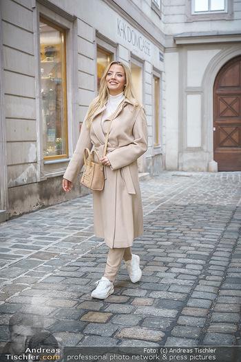 Spaziergang mit Chiara Pisati - Altstadt, Wien - Di 23.02.2021 - Chiara PISATI6