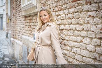Spaziergang mit Chiara Pisati - Altstadt, Wien - Di 23.02.2021 - Chiara PISATI (Portrait)11