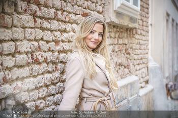 Spaziergang mit Chiara Pisati - Altstadt, Wien - Di 23.02.2021 - Chiara PISATI (Portrait)12