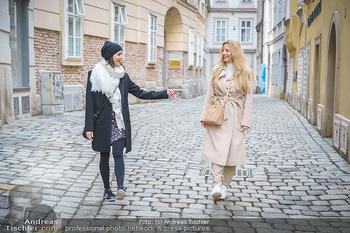Spaziergang mit Chiara Pisati - Altstadt, Wien - Di 23.02.2021 - Chiara PISATI interviewt von Romina COLERUS13