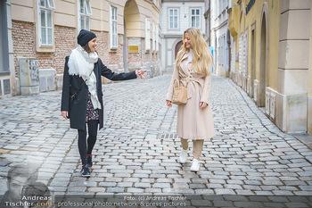 Spaziergang mit Chiara Pisati - Altstadt, Wien - Di 23.02.2021 - Chiara PISATI interviewt von Romina COLERUS14