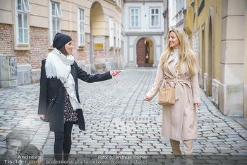Spaziergang mit Chiara Pisati - Altstadt, Wien - Di 23.02.2021 - Chiara PISATI interviewt von Romina COLERUS15