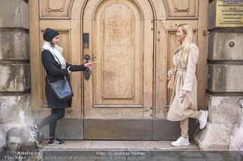 Spaziergang mit Chiara Pisati - Altstadt, Wien - Di 23.02.2021 - Chiara PISATI interviewt von Romina COLERUS19