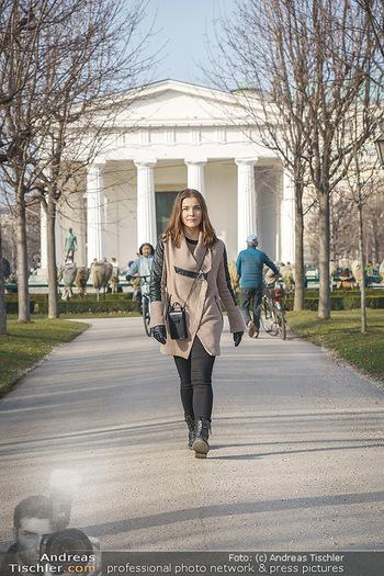 Spaziergang mit Barbara Kaudelka - Volksgarten, Wien - Do 25.02.2021 - Barbara KAUDELKA4