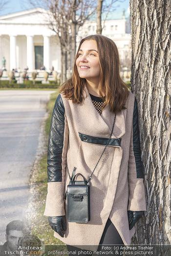 Spaziergang mit Barbara Kaudelka - Volksgarten, Wien - Do 25.02.2021 - Barbara KAUDELKA8