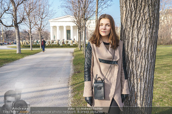Spaziergang mit Barbara Kaudelka - Volksgarten, Wien - Do 25.02.2021 - Barbara KAUDELKA10