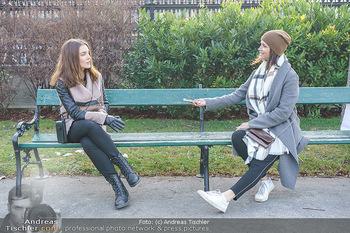 Spaziergang mit Barbara Kaudelka - Volksgarten, Wien - Do 25.02.2021 - Barbara KAUDELKA interviewt von Romina COLERUS14