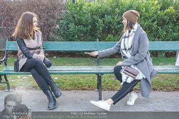Spaziergang mit Barbara Kaudelka - Volksgarten, Wien - Do 25.02.2021 - Barbara KAUDELKA interviewt von Romina COLERUS15