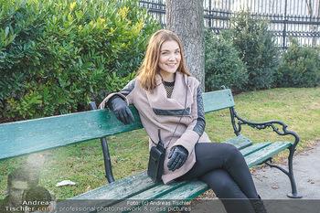 Spaziergang mit Barbara Kaudelka - Volksgarten, Wien - Do 25.02.2021 - Barbara KAUDELKA17