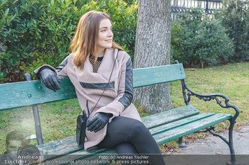 Spaziergang mit Barbara Kaudelka - Volksgarten, Wien - Do 25.02.2021 - Barbara KAUDELKA19