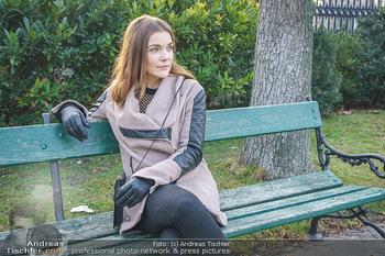 Spaziergang mit Barbara Kaudelka - Volksgarten, Wien - Do 25.02.2021 - Barbara KAUDELKA20
