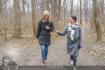 Spaziergang mit Julia Furdea - Prater, Wien - Di 02.03.2021 - Julia FURDEA interviewt von Romina COLERUS8