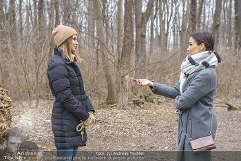 Spaziergang mit Julia Furdea - Prater, Wien - Di 02.03.2021 - Julia FURDEA interviewt von Romina COLERUS9