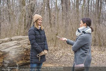 Spaziergang mit Julia Furdea - Prater, Wien - Di 02.03.2021 - Julia FURDEA interviewt von Romina COLERUS10