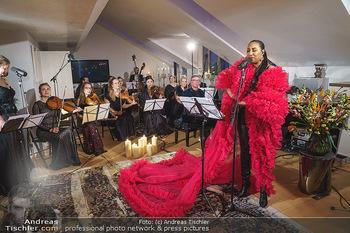Ana Milva Gomes Privatkonzert - Privatwohnung, Wien - Di 02.03.2021 - Ana Milva GOMES23