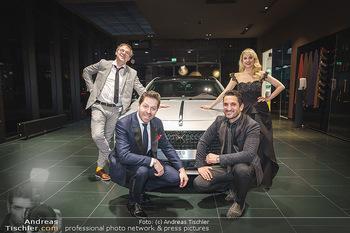 Botschafter für ´die Göttliche´ - PSA Retail, Wien - Do 11.03.2021 - Silvia SCHNEIDER, Daniel SERAFIN, Max STIEGL, Fadi MERZA vor ein1