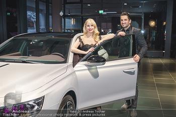 Botschafter für ´die Göttliche´ - PSA Retail, Wien - Do 11.03.2021 - Silvia SCHNEIDER, Fadi MERZA2