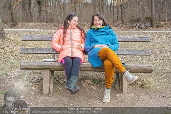Spaziergang mit den Kernöl Amazonen - Lainzer Tierpark - Do 18.03.2021 - Die KERNÖL AMAZONEN (Caroline Athanasiadis, Gudrun Nikodem-Eich10