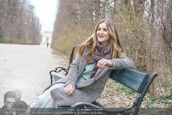 Spaziergang mit Lizz Görgl - Schönbrunn, Wien - Di 23.03.2021 - Elisabeth Lizz GÖRGL (Portrait)29