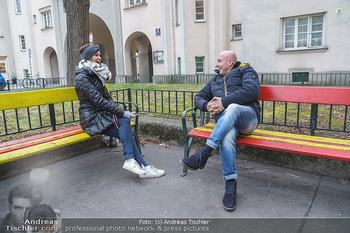 Spaziergang mit C... F... - Döbling, Wien - Di 23.03.2021 - Christoph FÄLBL interviewt von Romina COLERUS12