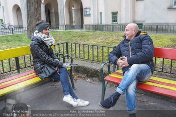Spaziergang mit C... F... - Döbling, Wien - Di 23.03.2021 - Christoph FÄLBL interviewt von Romina COLERUS13