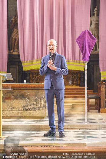 Thomas Brezina Buchpräsentation - Stephansdom, Wien - Do 25.03.2021 - Toni Anton FABER25