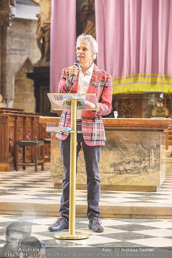 Thomas Brezina Buchpräsentation - Stephansdom, Wien - Do 25.03.2021 - Thomas BREZINA28