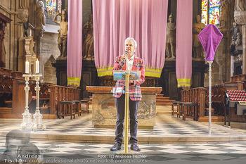 Thomas Brezina Buchpräsentation - Stephansdom, Wien - Do 25.03.2021 - Thomas BREZINA29