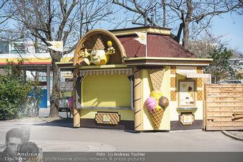 Lokalaugenschein Wien - Wien - Di 30.03.2021 - Geschlossenes Eisgeschäft, Gastronomie, Lokal wegen Corona Pand6