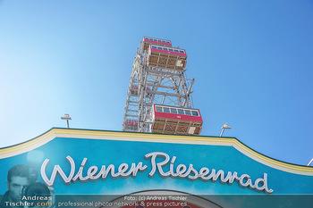 Lokalaugenschein Wien - Wien - Di 30.03.2021 - Wiener RIESENRAD, Tourismusattraktion, Wahrzeichen, Gondeln im P20