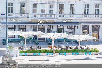 Lokalaugenschein Wien - Wien - Di 30.03.2021 - geschlossene Gastronomie, Cafe, Restaurant, Bars, Lokale Gastro 33