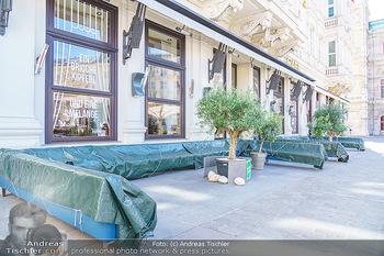 Lokalaugenschein Wien - Wien - Di 30.03.2021 - geschlossene Gastronomie, Cafe, Restaurant, Bars, Lokale Gastro 34
