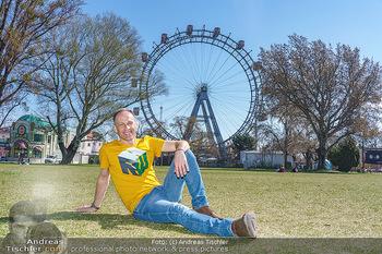 Spaziergang mit Marcus Wadsak - Prater, Wien - Di 30.03.2021 - Marcus WADSAK (Portrait)1