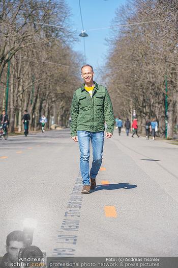 Spaziergang mit Marcus Wadsak - Prater, Wien - Di 30.03.2021 - Marcus WADSAK2