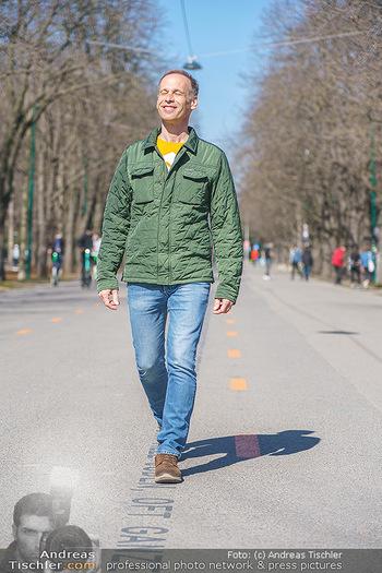 Spaziergang mit Marcus Wadsak - Prater, Wien - Di 30.03.2021 - Marcus WADSAK5